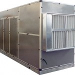 Dehumidifiers for industrial painting